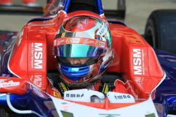 World © Octane Photographic Ltd. Friday 8th May 2015. Carlin – Antonio Fuoco. GP3 Practice – Circuit de Barcelona–Catalunya. Spain. Digital Ref. : 1253CB1L6920