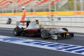 World © Octane Photographic Ltd. Friday 8th May 2015. Campos Racing – Alex Palou. GP3 Practice – Circuit de Barcelona–Catalunya. Spain. Digital Ref. : 1253CB1L6964