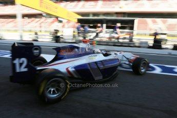 World © Octane Photographic Ltd. Friday 8th May 2015. Koiranen GP – Matthew Parry. GP3 Practice – Circuit de Barcelona–Catalunya. Spain. Digital Ref. : 1253CB5D1550