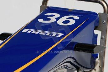 World © Octane Photographic Ltd. Sauber F1 Team Reserve Driver– Raffaele Marciello. Thursday 7th May 2015, F1 Spanish GP Pitlane Circuit de Barcelona-Catalunya, Spain. Digital Ref: 1244CB7D1383