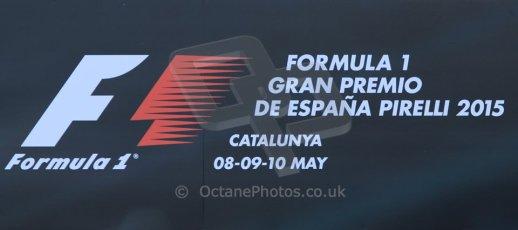 World © Octane Photographic Ltd. Thursday 7th May 2015, F1 Spanish GP Paddock, Circuit de Barcelona-Catalunya, Spain. Digital Ref: 1244CB7D1401