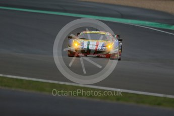 World © Octane Photographic Ltd. FIA World Endurance Championship (WEC), 6 Hours of Nurburgring , Germany - Practice, Friday 28th August 2015. AF Corse – Ferrari F458 Italia GT2 - LMGTE Pro – Gianmaria Bruni, Toni Vilander. Digital Ref : 1392LB1D2902