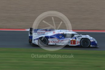 World © Octane Photographic Ltd. FIA World Endurance Championship (WEC), 6 Hours of Nurburgring , Germany - Practice, Friday 28th August 2015. Toyota Racing – Toyota TS040 Hybrid - LMP1 - Anthony Davidson, Sebastien Buemi and Kazuki Nakajima. Digital Ref : 1392LB1D3402
