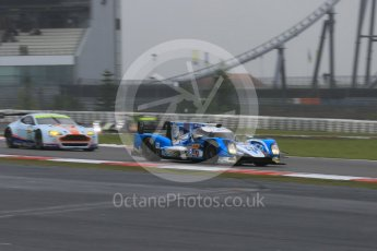 World © Octane Photographic Ltd. FIA World Endurance Championship (WEC), 6 Hours of Nurburgring , Germany - Practice, Friday 28th August 2015. KCMG – Oreca 05 – LMP2 – Matthew Howson, Richard Bradley and Nick Tandy and Aston Martin Racing – Aston Martin Vantage V8 - LMGTE Pro – Darren Turner, Stefan Mucke and Jonathan Adam. Digital Ref : 1392LB7D5120