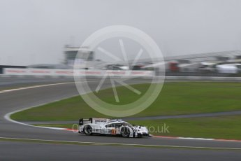 World © Octane Photographic Ltd. FIA World Endurance Championship (WEC), 6 Hours of Nurburgring , Germany - Practice, Friday 28th August 2015. Porsche Team – Porsche 919 Hybrid - LM LMP1 – Romain Dumas, Neel Jani and Marc Lieb. Digital Ref : 1392LB7D5267