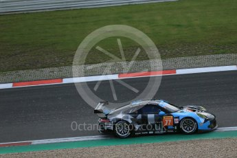World © Octane Photographic Ltd. FIA World Endurance Championship (WEC), 6 Hours of Nurburgring , Germany - Press Conference, Friday 28th August 2015. Dempsey-Proton Racing – Porsche 911 RSR - LMGTE Am – Patrick Dempsey, Patrick Long and Marco Seefried. Digital Ref : 1394LB1D4435