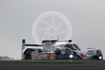 World © Octane Photographic Ltd. FIA World Endurance Championship (WEC), 6 Hours of Nurburgring , Germany - Practice 3, Saturday 29th August 2015. Toyota Racing – Toyota TS040 Hybrid - LMP1 - Anthony Davidson, Sebastien Buemi and Kazuki Nakajima. Digital Ref : 1395LB1D5025
