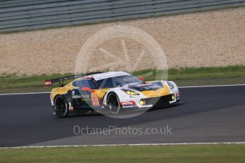 World © Octane Photographic Ltd. FIA World Endurance Championship (WEC), 6 Hours of Nurburgring , Germany - Practice 3, Saturday 29th August 2015. Labre Competition – Chevrolet Corvette C7.R - LMGTE Am – Gianluca Roda, Paolo Ruberti and Kristian Poulson. Digital Ref : 1395LB1D5141