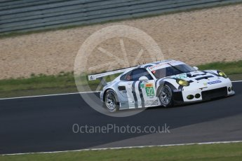 World © Octane Photographic Ltd. FIA World Endurance Championship (WEC), 6 Hours of Nurburgring , Germany - Practice 3, Saturday 29th August 2015. Porsche Team Manthey - Porsche 911RSR - LMGTE Pro – Patrick Pilet and Frederick Makowiecki. Digital Ref : 1395LB1D5263