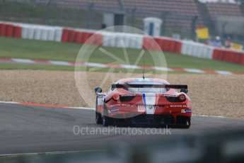 World © Octane Photographic Ltd. FIA World Endurance Championship (WEC), 6 Hours of Nurburgring , Germany - Practice 3, Saturday 29th August 2015. AF Corse - F458 Italia GT2 - LMGTE - LMGTE Am – Francois Perrodo, Emmanuel Collard and Rui Aguas. Digital Ref : 1395LB1D5324