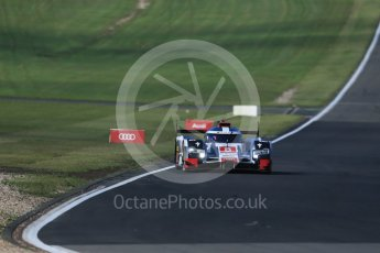 World © Octane Photographic Ltd. FIA World Endurance Championship (WEC), 6 Hours of Nurburgring , Germany - Practice 3, Saturday 29th August 2015. Audi Sport Team Joest- Audi R18 e-tron Quatrro - LMP1 - Oliver Jarvis, Lucas di Grassi and Loic Duval. Digital Ref : 1395LB1D5722