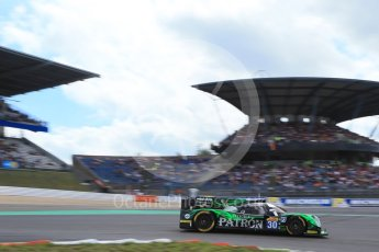 World © Octane Photographic Ltd. FIA World Endurance Championship (WEC), 6 Hours of Nurburgring , Germany - Qualifying, Saturday 29th August 2015. Extreme Speed Motorsports (ESM) - HPD Ligier JS P2 – LMP2 – Scott Sharp, Ryan Dalziel and David Heinemeier Hansson. Digital Ref : 1396LB1D6075