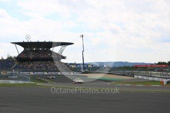 World © Octane Photographic Ltd. FIA World Endurance Championship (WEC), 6 Hours of Nurburgring , Germany - Qualifying, Saturday 29th August 2015. AF Corse – Ferrari F458 Italia GT2. Digital Ref : 1396LB5D0847