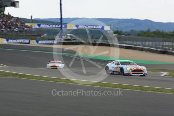 World © Octane Photographic Ltd. FIA World Endurance Championship (WEC), 6 Hours of Nurburgring , Germany - Qualifying, Saturday 29th August 2015. Aston Martin Racing - Aston Martin Vantage GTE – LMGTE Am – Paul Dalla Lana, Pedro Lamy and Mathias Lauda. Digital Ref : 1396LB5D0896