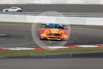 World © Octane Photographic Ltd. FIA World Endurance Championship (WEC), 6 Hours of Nurburgring , Germany - Race, Sunday 30th August 2015. Aston Martin Racing V8 – Aston Martin Vantage V8 - LMGTE Pro – Fernando Rees, Alex MacDowell and Richie Stanaway. Digital Ref : 1398LB1D6775