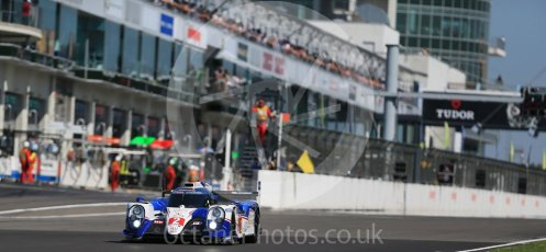 World © Octane Photographic Ltd. FIA World Endurance Championship (WEC), 6 Hours of Nurburgring , Germany - Race, Sunday 30th August 2015. Toyota Racing – Toyota TS040 Hybrid - LMP1 - Alexander Wurz, Stephane Sarrazin and Mike Conway. Digital Ref : 1398LB1D6982