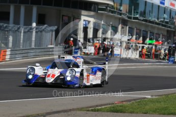 World © Octane Photographic Ltd. FIA World Endurance Championship (WEC), 6 Hours of Nurburgring , Germany - Race, Sunday 30th August 2015. Toyota Racing – Toyota TS040 Hybrid - LMP1 - Anthony Davidson, Sebastien Buemi and Kazuki Nakajima. Digital Ref : 1398LB1D7032
