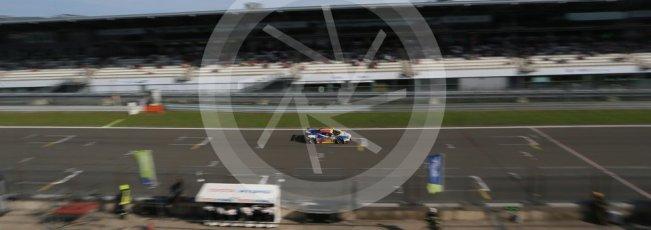 World © Octane Photographic Ltd. FIA World Endurance Championship (WEC), 6 Hours of Nurburgring , Germany - Race, Sunday 30th August 2015. AF Corse – Ferrari F458 Italia GT2 - LMGTE Pro – Davide Rigon and James Calado. Digital Ref : 1398LB1D7956