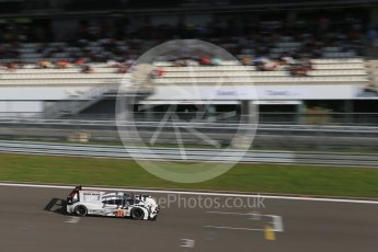 World © Octane Photographic Ltd. FIA World Endurance Championship (WEC), 6 Hours of Nurburgring , Germany - Race, Sunday 30th August 2015. Porsche Team – Porsche 919 Hybrid - LMP1 - Timo Bernhard, Mark Webber and Brendon Hartley. Digital Ref : 1398LB1D7977