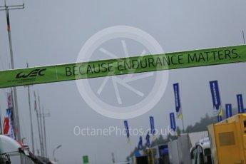 "World © Octane Photographic Ltd. FIA World Endurance Championship (WEC), 6 Hours of Nurburgring , Germany - Paddock ""Because Endurance Matters"", Thursday 27th August 2015. Digital Ref : 1391LB1D2601"