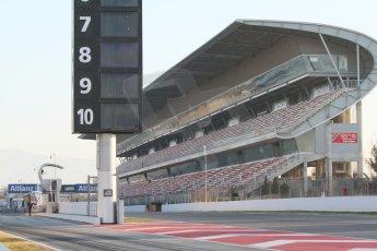 World © Octane Photographic Ltd. Thursday 19th February 2015, F1 Winter testing, Circuit de Catalunia, Barcelona, Spain, Day 1. Digital Ref : 1187CB7D1313