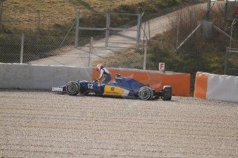 World © Octane Photographic Ltd. Sauber F1 Team C34-Ferrari – Felipe Nasr. Thursday 19th February 2015, F1 Winter testing, Circuit de Catalunya, Barcelona, Spain, Day 1. Digital Ref : 1187CB7L1601