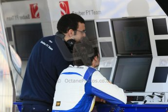 World © Octane Photographic Ltd. Sauber F1 Team C34-Ferrari – Felipe Nasr. Thursday 19th February 2015, F1 Winter testing, Circuit de Catalunya, Barcelona, Spain, Day 1. Digital Ref : 1187LB1D6131