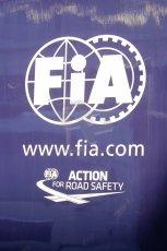 World © Octane Photographic Ltd. FIA logo. Thursday 19th February 2015, F1 Winter testing, Circuit de Catalunya, Barcelona, Spain, Day 1. Digital Ref : 1187LW1L4917