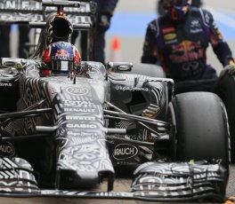 World © Octane Photographic Ltd. Infiniti Red Bull Racing RB11 – Daniil Kvyat. Saturday 21st February 2015, F1 Winter testing, Circuit de Catalunya, Barcelona, Spain, Day 3. Digital Ref : 1190LB1D8222