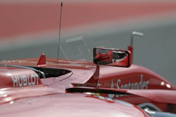 World © Octane Photographic Ltd. Scuderia Ferrari SF15-T– Sebastian Vettel. Saturday 21st February 2015, F1 Winter testing, Circuit de Catalunya, Barcelona, Spain, Day 3. Digital Ref: 1190LB1D8798
