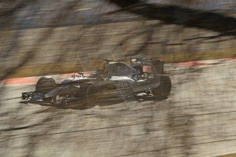 World © Octane Photographic Ltd. Infiniti Red Bull Racing RB11 – Daniil Kvyat. Sunday 22nd February 2015, F1 Winter test #2, Circuit de Barcelona Catalunya, Spain, Day 4. Digital Ref : 1191CB1L9650