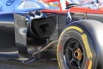 World © Octane Photographic Ltd. McLaren Honda MP4/30 - Fernando Alonso. Sunday 22nd Sunday 22nd February 2015, F1 Winter test #2, Circuit de Barcelona Catalunya, Spain, Day 4. Digital Ref: 1191CB7B0719