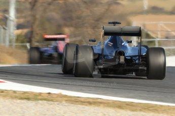 World © Octane Photographic Ltd. Mercedes AMG Petronas F1 W06 Hybrid – Nico Rosberg. Sunday 22nd February 2015, F1 Winter test #2, Circuit de Barcelona Catalunya, Spain, Day 4. Digital Ref : 1191CB7B0864