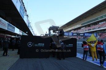 World © Octane Photographic Ltd. Mercedes AMG Petronas F1 W06 Hybrid – Nico Rosberg. Sunday 22nd February 2015, F1 Winter test #2, Circuit de Catalunya, Barcelona, Spain, Day 4. Digital Ref : 1191LB7L6398