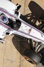 World © Octane Photographic Ltd. Williams Martini Racing FW37 – Valtteri Bottas. Sunday 22nd February 2015, F1 Winter test #2, Circuit de Barcelona, Catalunya, Spain, Day 4. Digital Ref: 1191LB7L6408