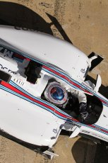 World © Octane Photographic Ltd. Williams Martini Racing FW37 – Valtteri Bottas. Sunday 22nd February 2015, F1 Winter test #2, Circuit de Barcelona, Catalunya, Spain, Day 4. Digital Ref: 1191LB7L6409