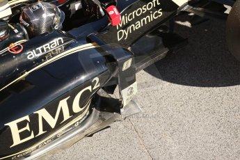 World © Octane Photographic Ltd. Lotus F1 Team E23 Hybrid – Romain Grosjean. Sunday 22nd February 2015, F1 Winter test #2, Circuit de Barcelona, Catalunya, Spain, Day 4. Digital Ref : 1191LB7L6426