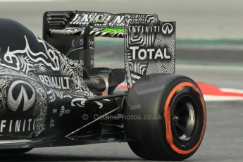 World © Octane Photographic Ltd. Infiniti Red Bull Racing RB11 – Daniel Ricciardo. Sunday 1st March 2015, F1 Winter test #3, Circuit de Barcelona-Catalunya, Spain Test 2 Day 4. Digital Ref: 1195CB1L3853