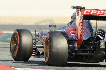 World © Octane Photographic Ltd. Scuderia Toro Rosso STR10 – Max Verstappen. Sunday 1st March 2015, F1 Winter test #3, Circuit de Barcelona-Catalunya, Spain Test 2 Day 4. Digital Ref: 1195CB1L4658