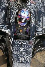 World © Octane Photographic Ltd. Infiniti Red Bull Racing RB11 – Daniel Ricciardo. Sunday 1st March 2015, F1 Winter test #3, Circuit de Barcelona-Catalunya, Spain Test 2 Day 4. Digital Ref : 1195LB1D4016