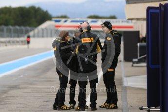 World © Octane Photographic Ltd. Pirelli wet tyre test, Paul Ricard, France. Monday 25th January 2016. Digital Ref: 1498CB7D5447