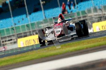 © Chris Enion/Octane Photographic Ltd 2012. Formula Renault BARC - Silverstone - Saturday 6th October 2012. Kieran Vernon - Hillsport. Digital Reference: 0536ce7d9462