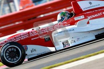 © Chris Enion/Octane Photographic Ltd 2012. Formula Renault BARC - Silverstone - Saturday 6th October 2012. Kieran Vernon - Hillsport. Digital Reference: 0536ce7d9594