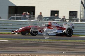 © Octane Photographic Ltd 2012. Formula Renault BARC - Silverstone - Saturday 6th October 2012. Kieran Vernon - Hillsport. Digital Reference: 0536lw7d9226