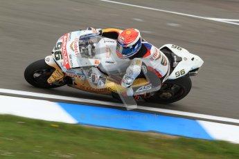 © Octane Photographic Ltd. 2012 World Superbike Championship – European GP – Donington Park. Friday 11th May 2012. WSBK Friday Qualifying practice. Jakob Smrz - Ducati 1098R. Digital Ref : 0330cb7d1461