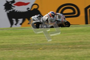 © Octane Photographic Ltd. 2012 World Superbike Championship – European GP – Donington Park. Friday 11th May 2012. WSBK Friday Qualifying practice. Syvain Guintoli - Ducati 1098R. Digital Ref : 0330lw7d3931