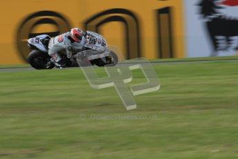© Octane Photographic Ltd. 2012 World Superbike Championship – European GP – Donington Park. Friday 11th May 2012. WSBK Friday Qualifying practice. Lorenzo Zanetti - Ducati 1098R. Digital Ref : 0330lw7d4086