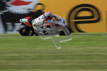 © Octane Photographic Ltd. 2012 World Superbike Championship – European GP – Donington Park. Friday 11th May 2012. WSBK Friday Qualifying practice. Niccolo Canepa - Ducati 1098R. Digital Ref : 0330lw7d4127