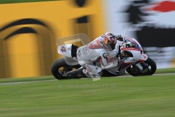 © Octane Photographic Ltd. 2012 World Superbike Championship – European GP – Donington Park. Friday 11th May 2012. WSBK Friday Qualifying practice. Hiroshi Aoyama - Honda CBR1000RR. Digital Ref : 0330lw7d4356