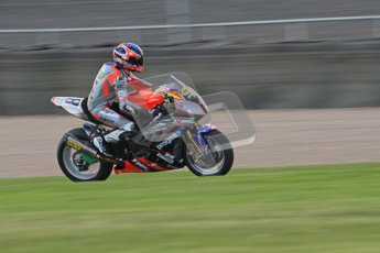 © Octane Photographic Ltd. 2012 World Superbike Championship – European GP – Donington Park. Friday 11th May 2012. WSBK Friday Qualifying practice. Mark Aitchison - BMW S1000RR. Digital Ref : 0330lw7d4401